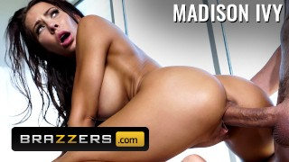 BRAZZERS – Big Tit Madison Ivy Is Not Satisfied By Massage She Wants Cock