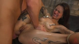 BDSM ANAL FUCK AND TORTURE