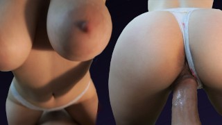 Tinder Hookup Wasn't Prepared For Cum In Mouth – Milaluv 4K