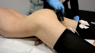 Sissy Boy Humping And Cum Hands Free – After Waxing