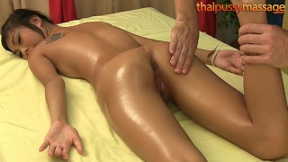 Tight Thai Teen Came In For A Massage And Some Cock
